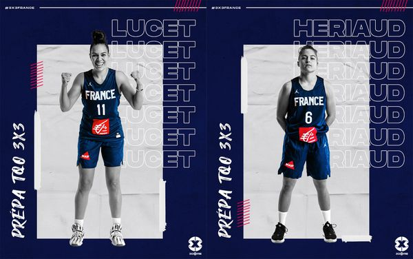 La basketteuse calédonienne Soana Lucet.