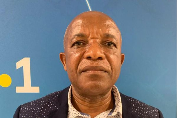 Ahmed Soilihi est maire sortant de Kani Keli
