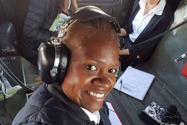 Calédoniens ailleurs : Patricia Katrawa, une motivation à toute épreuve