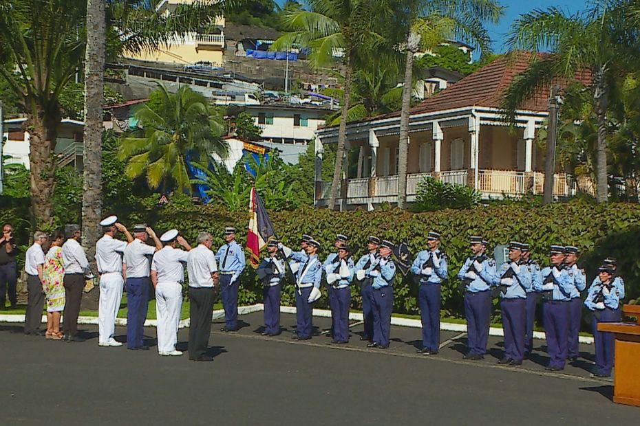 Hommage aux militaires disparus en 2019 - Polynésie la 1ère