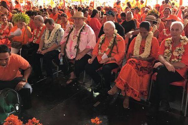 Congrès du Tahoeraa