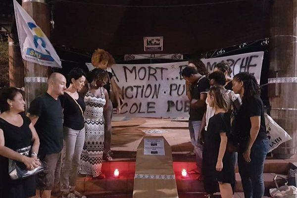 Manifestation syndicale