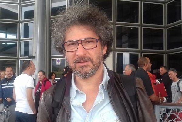 Eductour La Réunion des Cinémas 2018 Agence Film Réunion Radu Mihaileanu 300918