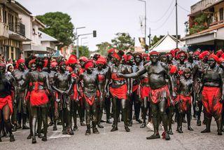 Les neg'marons à Cayenne