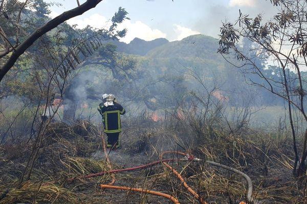 Prudence de mise, pour les pompiers