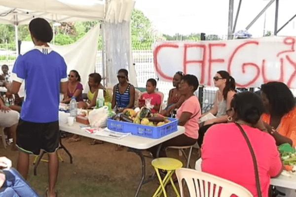 Grève CAF Guyane