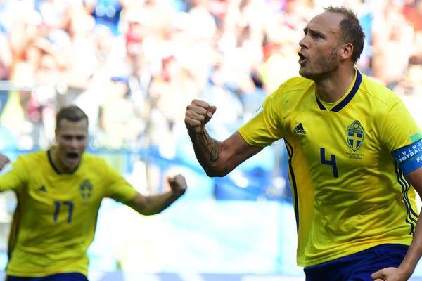 Équipe de Suède