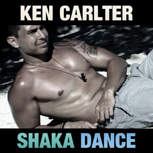 Ken Carlter couverture album shaka dance