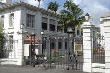 Préfecture de Martinique, rue victor Sévère
