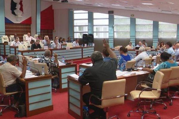 protection marché calédonien votée par le congrès