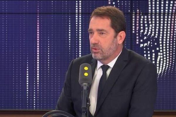 Christophe Castaner ministre de l'Intérieur