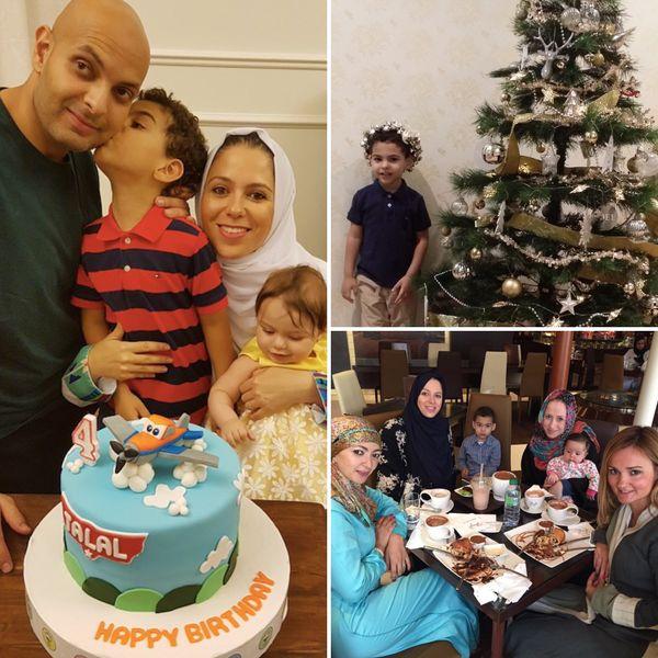 Installée en Arabie Saoudite, Cory souhaite que ses enfants soient élevés dans la double culture