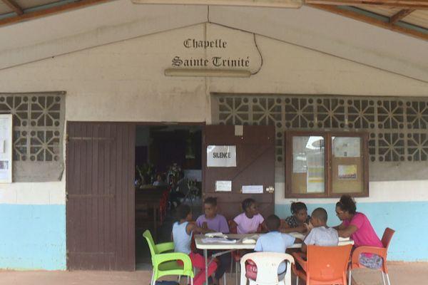 Chapelle Sainte Trinité à Macouria
