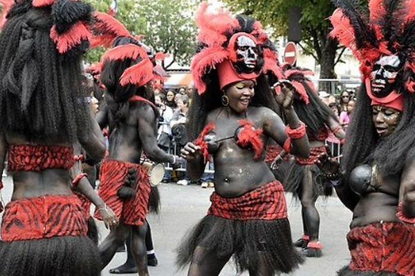 Carnaval tropical de Paris 2012