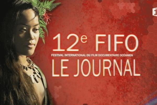 Le journal du FIFO sur Polynésie 1ère