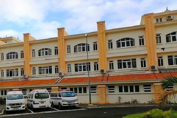 Hôpital Souillac à l'île Maurice