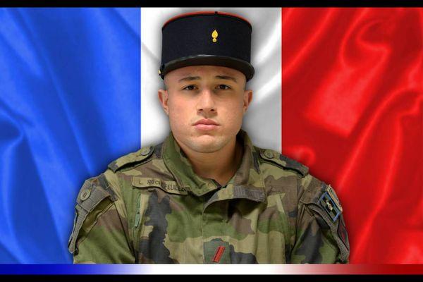 Agé de 22 ans, le soldat Lucas Rochefeuille est décédé lors d'une mission à Mayotte.