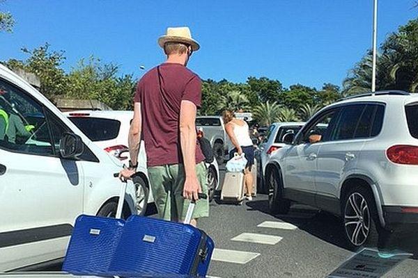 Aéroport Roland-Garros passagers