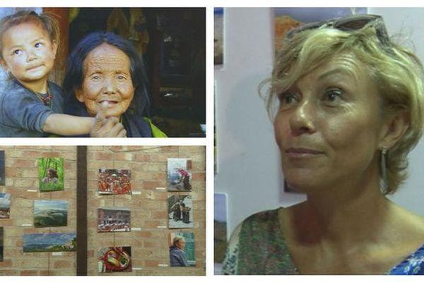 Népal : une expo photo caritative
