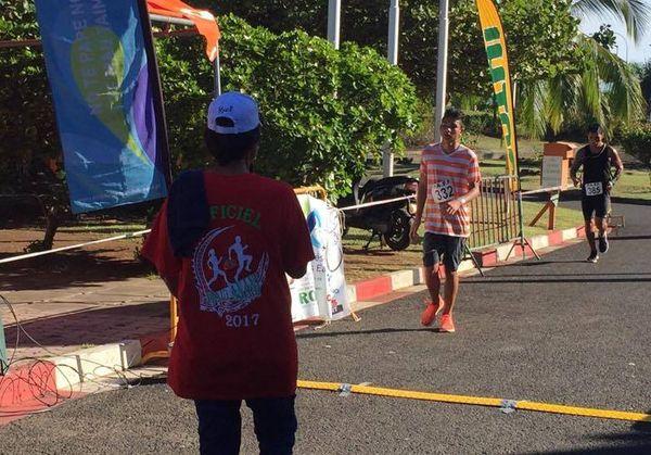 Raid anani Color fun run 2017