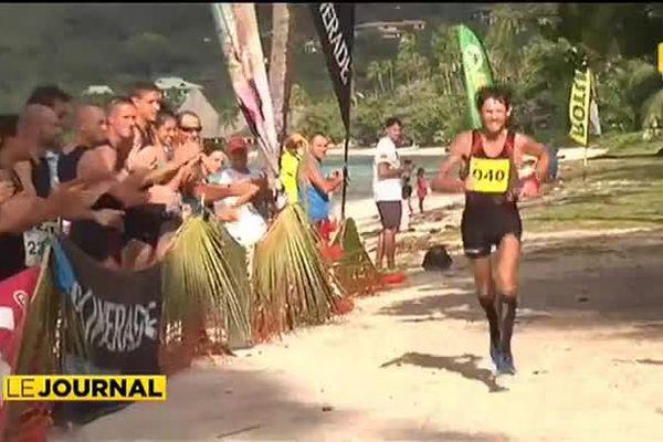 Marathon de Moorea : jusqu'au bout de l'effort