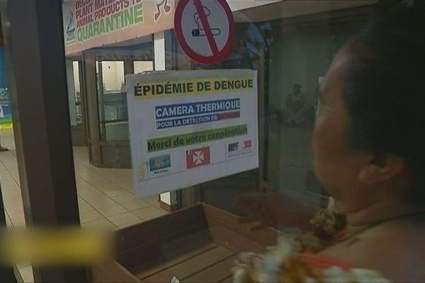 Prévention de la dengue à l'aéroport de Wallis