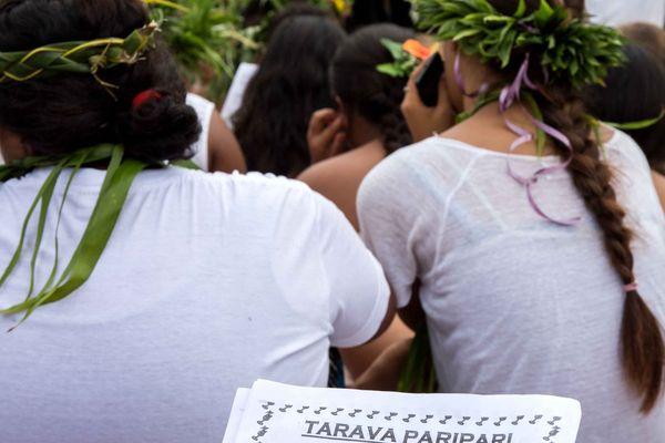 Le marae de Taputapuatea