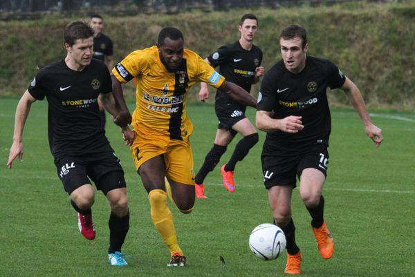 Photo 3 match team wellington Magenta O'League (16 avril 2017)