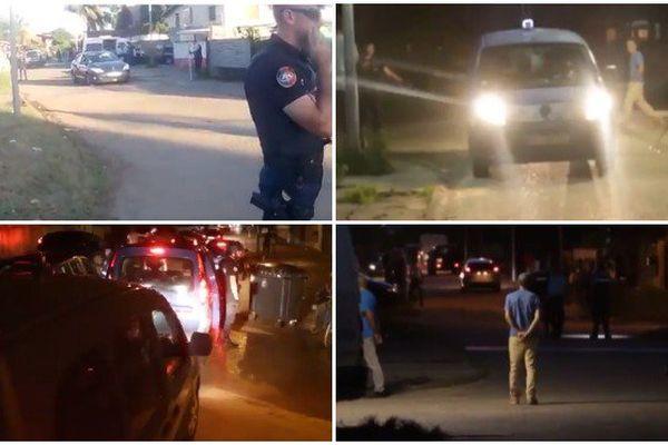 Gendarmes et avocats caillassés lors d'une reconstitution à Kourou