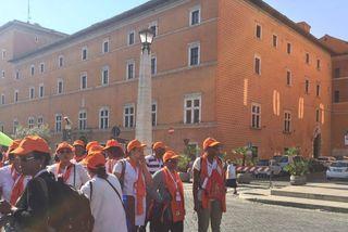 Délégation des Antilles à Rome