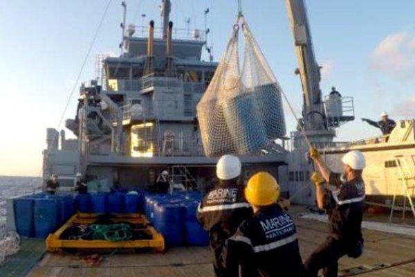 B2M : opération police pêche « Uatio IV »