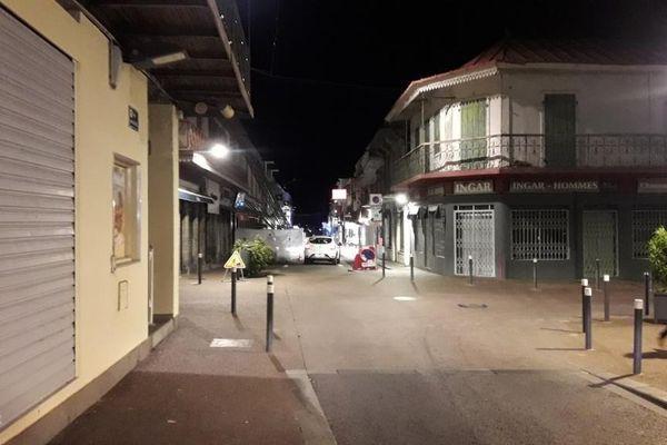 Rue Jean CHATEL rouverte