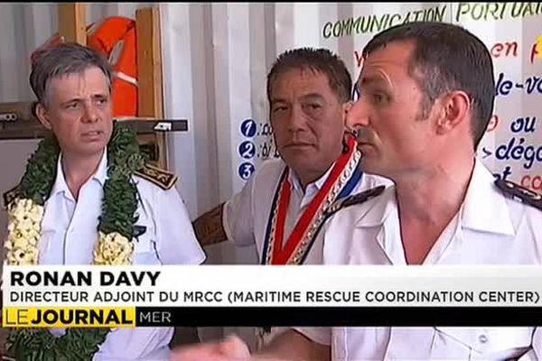 Une station de secours en mer pour Hiva Oa
