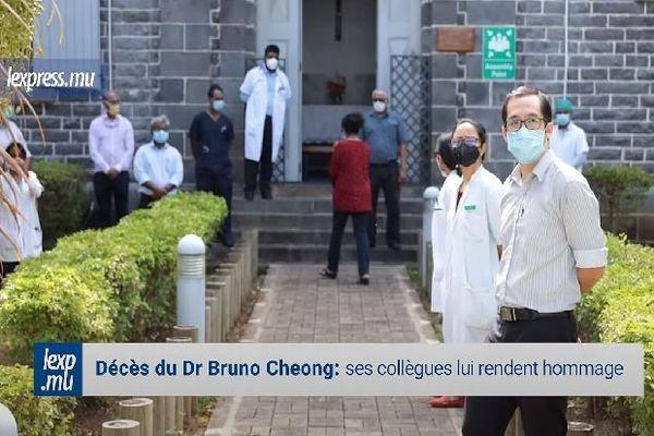 Hommage au docteur Bruno Cheong