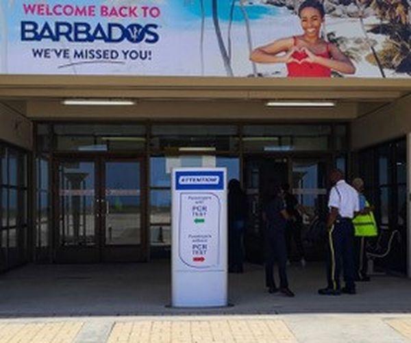 airport Barbados