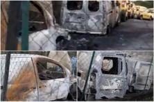 Plusieurs voitures de la Poste incendiées aux Trois-Ilets