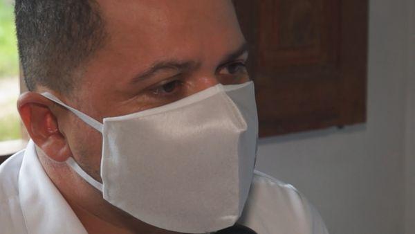 Le docteur Marcos Dias