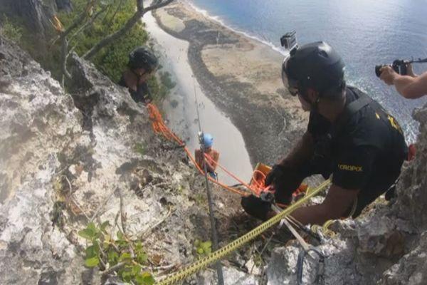 Makatea vertical adventure : le tourisme autrement