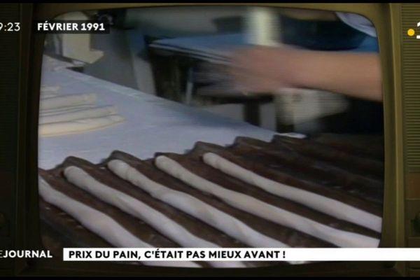 Fenua d'antan : au temps des boulangers….