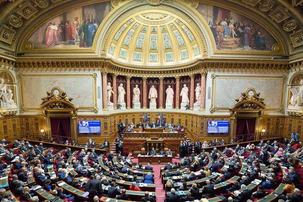 Hémicycle Sénat