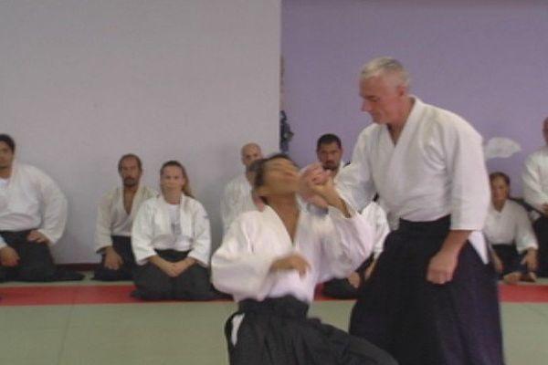 Rencontre avec un maître d'aikido