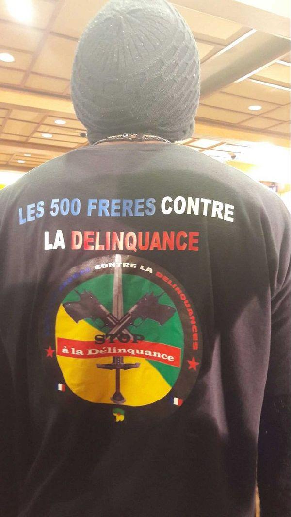Tee shirt 500 frères