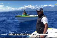Journée de pêche ordinaire aux côtés d'Edgar Tehahe