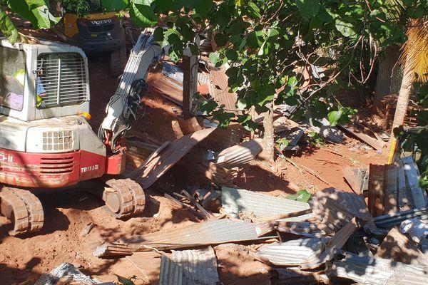 destruction cases