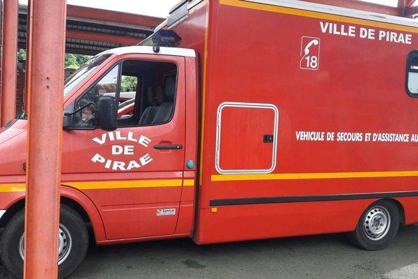 Pompiers Pirae