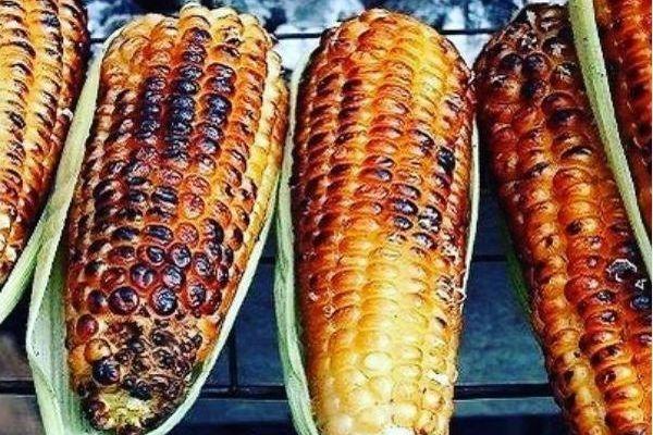 Maïs chaud