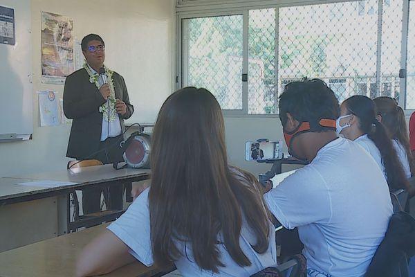 Amir Fehri / intervention / Harcèlement scolaire