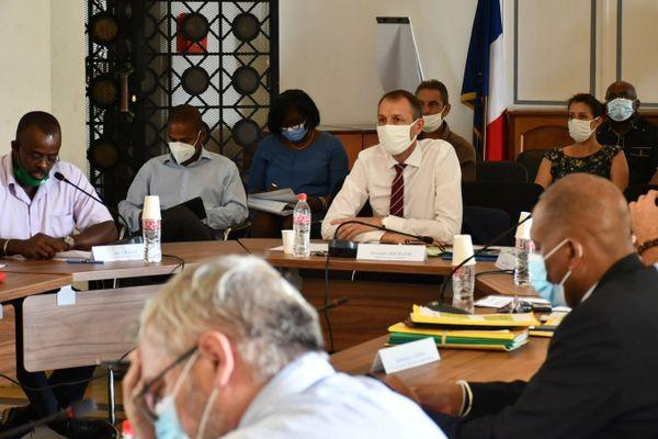 comité de pilotage plan de relance