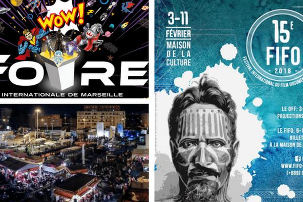 Le FIFO à la foire internationale de Marseille