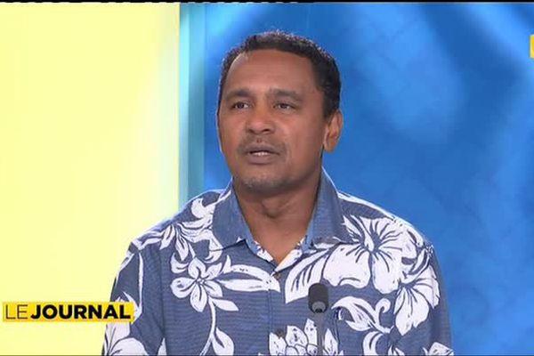 Invité du journal : Tearii Alpha, ministre du logement